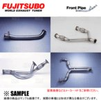 FUJITSUBO フジツボ フロントパイプ スカイラインクーペ V36/KV36/CKV36 VQ37VHR H19/10〜 (610-15221