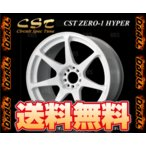 DOALL ドゥオール CST ZERO-1 HYPER (ホワイト) 9.5J x 18インチ インセット +15 PCD114.3-5H 4本セット (CSTH-951815-WH-4S