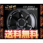 DOALL ドゥオール CST ZERO-1 HYPER+J (グロスブラック) 5.5J x 16インチ インセット -20 PCD139.7-5H 4本セット (CSTHJ-551620-BK-4S