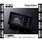 【新品】 HKS フラッシュエディター インプレッサ STI GRB EJ207 07/10〜14/8 (42015-AF102