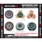 【新品】 NISMO スポーツクラッチディスク&クラッチカバー (ノンアス) マーチ K12 CR12DE (SCDC-NA01