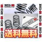 RS-R アールエスアール ダウンサス (前後セット) サニー B15/FB15 QG15DE H10/10〜H14/4 FF (N014D