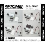 【新品】 TOMEI 255L/h 600ps対応 インタンクタイプ フューエルポンプ 汎用タイプ (183020