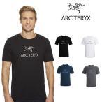在庫処分期間限定 アークテリクス ARC'TERYX 男性用 Tシャツ ARC'WORD SS T-SHIRT アークワード Tシャツ 夏 メンズ クルーネック 22447