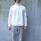 LOLO ロロ 定番プルオーバーシャツ オフホワイト LS-3