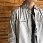 LOLO(ロロ) フロントファスナーシャツ 全2色