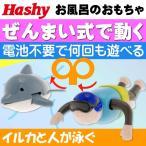 送料無料 ぜんまい式 お風呂のおもちゃ イルカと人が泳ぐ HB-2899 楽しいお風呂のおもちゃ 動くお風呂のおもちゃ カワイイおもちゃ Ha246
