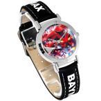 Yahoo!ABY House【セール】Disney ディズニー ベイマックス キッズ 腕時計 ブラック