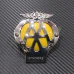 カーバッチ AA バッジ 1960-1961
