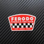 フェロード FERODO Formura Two-Four Disc Brake Pads