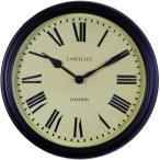 ショッピングLRG 掛け時計 ロジャー・ラッセル(Roger Lascelles )イギリス製  TS-LASC-SCH-LRG