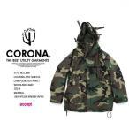 CORONA cj008 G-1 PARKA COAT MIL-SPEC SURPLUS GORE-TEX FABRIC/WOODLAND CAMO コロナ マウンテンパーカー コート