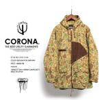 【50%OFF】CORONA コロナ CJ107 CORONA HUNTER HOODED COAT KHAKI  ハンターコート