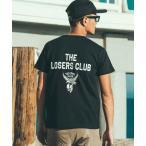 先行予約 CRIMIE クライミー LOSERS CLUB POCKET T-SHIRT ルーザーズクラブポケットTシャツ cr20ss 3月画像