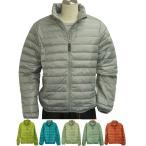 (プレミアムマックス) PremiumMax 羽毛 ライト ダウン ジャケット 6216 半光沢 撥水 スポーティカラー あったかい 軽い