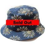 """【セール】【Brixton/ブリクストン】 """"Floral Bucket Hat/フローラルバケットハット"""