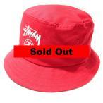 """【セール】【Stussy/ステューシー】 """"Stock Lock Summer Bucket Hat/バケットハット"""