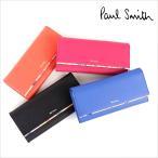 ポールスミス 財布 レディース 長財布 ペタルプリントトリム かぶせ長財布 PWD516 Paul Smith ladies ウォレット
