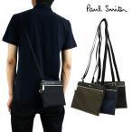 ポールスミス 小物 メンズ バッグ 財布 トラベルストライプポケット ウオレットバッグ PSN836 サコッシュ Paul Smith ウォレット