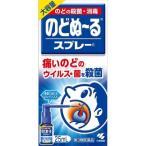 《小林製薬》 のどぬ〜るスプレー 大容量25ml 【第3類医薬品】 (口腔内殺菌剤)