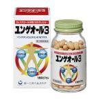 《第一三共》 ユンゲオール3 180カプセル 【第3類医薬品】 (血清高コレステロール改善薬)