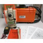 [調整・校正付・送料無料] ペンタックス RS-201c トータルステーション 光波測距儀/認定中古測量機/JSIMA認定事業者での校正付