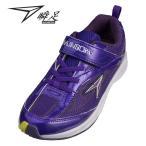 シュンソク  運動靴 STORM MAX SJJ 3760 パープル 20 cm 2E