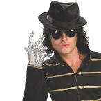 ハロウィン マイケルジャクソン 衣装 大人用 キラキラ輝く白い手袋 マイケルジャクソン/衣装 シルクドソレイユ