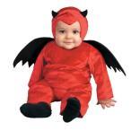 ハロウィン プレゼント コスプレ デビル 衣装 悪魔 かわいい悪魔 赤ちゃん用コスチューム