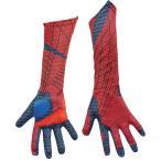 ハロウィン スパイダーマン コスチューム コスプレ 手袋 グローブ 子供用 アメイジングスパイダーマン ヒルナンデス