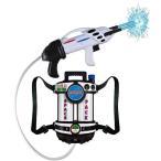 水鉄砲 よく飛ぶ 飛距離 9m 強い 強力 宇宙飛行士 グッズ 背負える水鉄砲 子供 おもちゃ プール 海 夏 あすつく