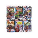 ショッピングアイアン マーベル ユニバース フィギュア コミック 8セット