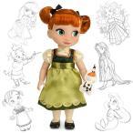 アナと雪の女王 グッズ 人形 フィギュア Animators Collection Frozen アニメーター コレクション ディズニー プリンセス