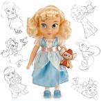 Disney ディズニー Princess Animators Collection 16 Inch Doll シンデレラ ドール 人形 おもちゃ