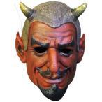 ホラー マスク デビル 悪魔 大人用 コスプレ かぶりもの ホラーマスク お化け屋敷 グッズ アクセサリー