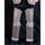ハロウィン衣装コスプレグッズ中世騎士戦士鎧よろいレッグアーマー