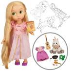 塔の上のラプンツェル グッズ ラプンツェル パスカルドール 人形 着せ替え アニメーターコレクション ギフト ディズニー