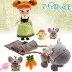ディズニー アニメーターコレクション アナと雪の女王 ミニドールプレイセット 人形 フィギアおもちゃ コレクターズアイテム