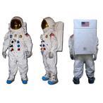 ハロウィン NASA アポロ A7L ムーン スーツ レプリカ 月面 作業服 宇宙服 NASA