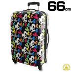 ミッキー ミッキーマウス スーツケース かばん キャスター付 大型 ラゲージ 旅行 トラベル用品 キャリーバッグ ディズニー ポップアート