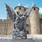 ハロウィンデコレーション守護神魔除けフィレンツェのガーゴイル彫像置物ガーデンインテリアハロウィンデコレーション装飾飾りグッズ
