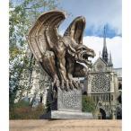 ハロウィンデコレーション守護神魔除けアバドン悪魔のガーゴイル彫像置物ガーデンインテリアハロウィンデコレーション装飾飾りグッズ