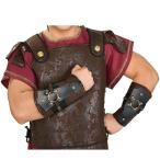 テルマエ ロマエ ローマ 軍 兵士 戦士 アームガード 大人用 衣装 ハロウィン コスプレ テルマエロマエ ページェント
