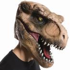 ジュラシック ワールド T-Rex 大人用 マスク ハロウィン コスプレ 恐竜 ティラノサウルス レックス