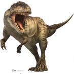 ジャイアントザウルス 巨大 大きな 立て看板 パネル ボード