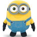ミニオンズ ボブ ぬいぐるみ ミニオン かわいい ギフト プレゼント ユニバーサル 黄色 メガネ バナナ つなぎ