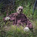 ゾンビ人形ポーズを決められるハロウィンデコレーションホラー怪物モンスターお化け屋敷飾り置物ホビー