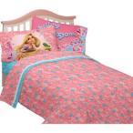 塔の上のラプンツェル 寝具 ベッドシーツ 枕カバー セット3.8