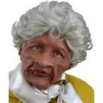 リアル 人面 マスク 中年 黒人女性 大人用 かぶりもの 被り物 仮面 コスプレ 変装 仮装 グッズ