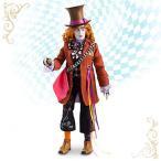 ディズニー アリス・イン・ワンダーランド2 マッド・ハッター 帽子屋 キャラクタードール 人形 フィギュア 不思議の国のアリス 鏡の国のアリス アリス グッズ